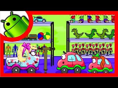 День Рождения ГРУЗОВИЧКА в Детском Развлекательном Центре! Развивающий мульт… видео