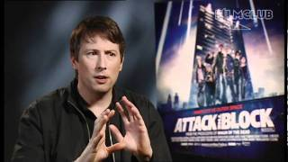 FILMCLUB Young Ambassador Nathan met the cast and director of new Brit sci-fi comedy Attack The Block. Nathan quizzed ...