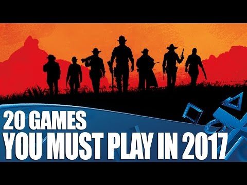 20 PS4 Games You Must Play In 2017