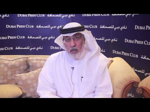 Interview with Ahmed Al Jasmi