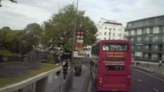 Brighton and Hove United Kingdom  City new picture : Quick Double Deck Bus Tour of Brighton and Hove Sussex England