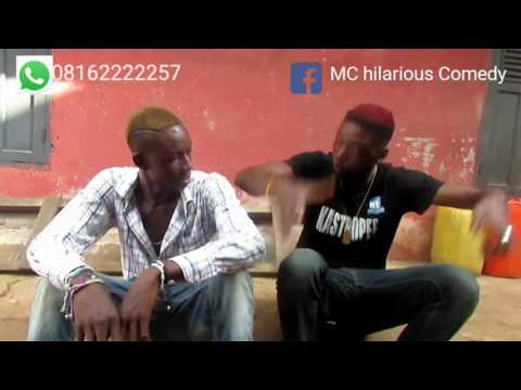 The Coach (Mc Hilarious,Thespian Nozy & the real house of comedy)