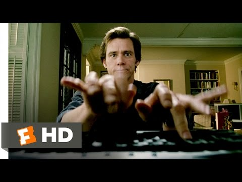 Bruce Almighty (7/9) Movie CLIP - Bruce Answers Prayers (2003) HD