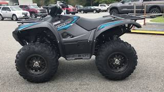 7. 2018 YAMAHA Grizzly EPS SE