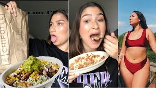 Video Being Chubby and Confident & Social Media advice // MUKBANG Q&A MP3, 3GP, MP4, WEBM, AVI, FLV Desember 2018