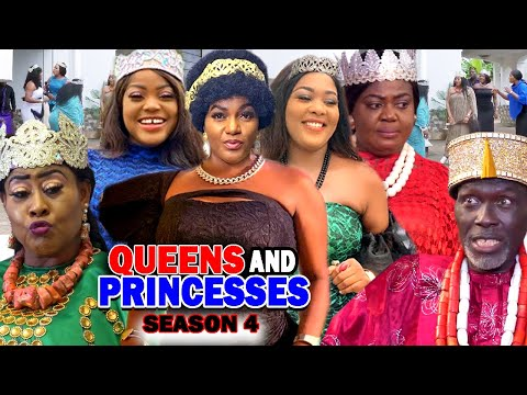 QUEENS AND PRINCESSES SEASON 4 (New Hit Movie) - 2020 Latest Nigerian Nollywood Movie Full HD