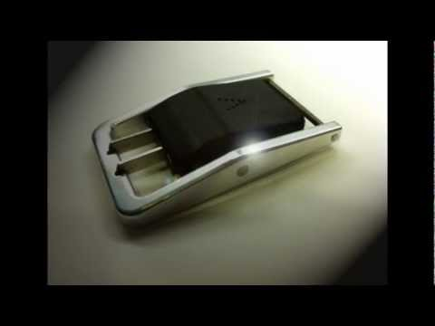 Wearable Mobile Device Charger: Volt Buckle