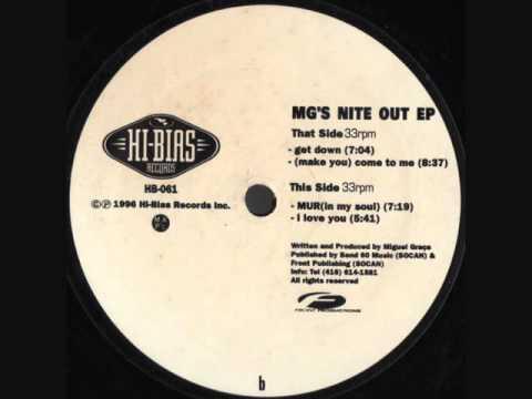 Mg's Nite Out EP - I Love You tekijä: Free Vibes