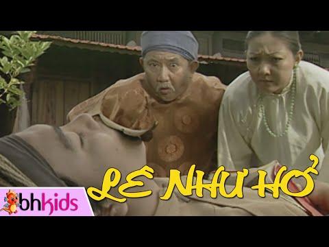 Phim Truyện Cổ Tích Việt Nam - Lẹ Như Hổ
