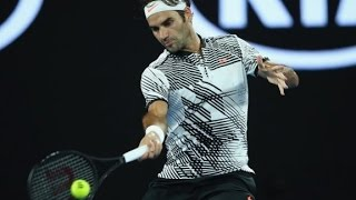 Roger Federer against Tomas Berdych third round Australian Open 2017 highlights 20/01/2017 Like and Subscribe if you enjoy it...