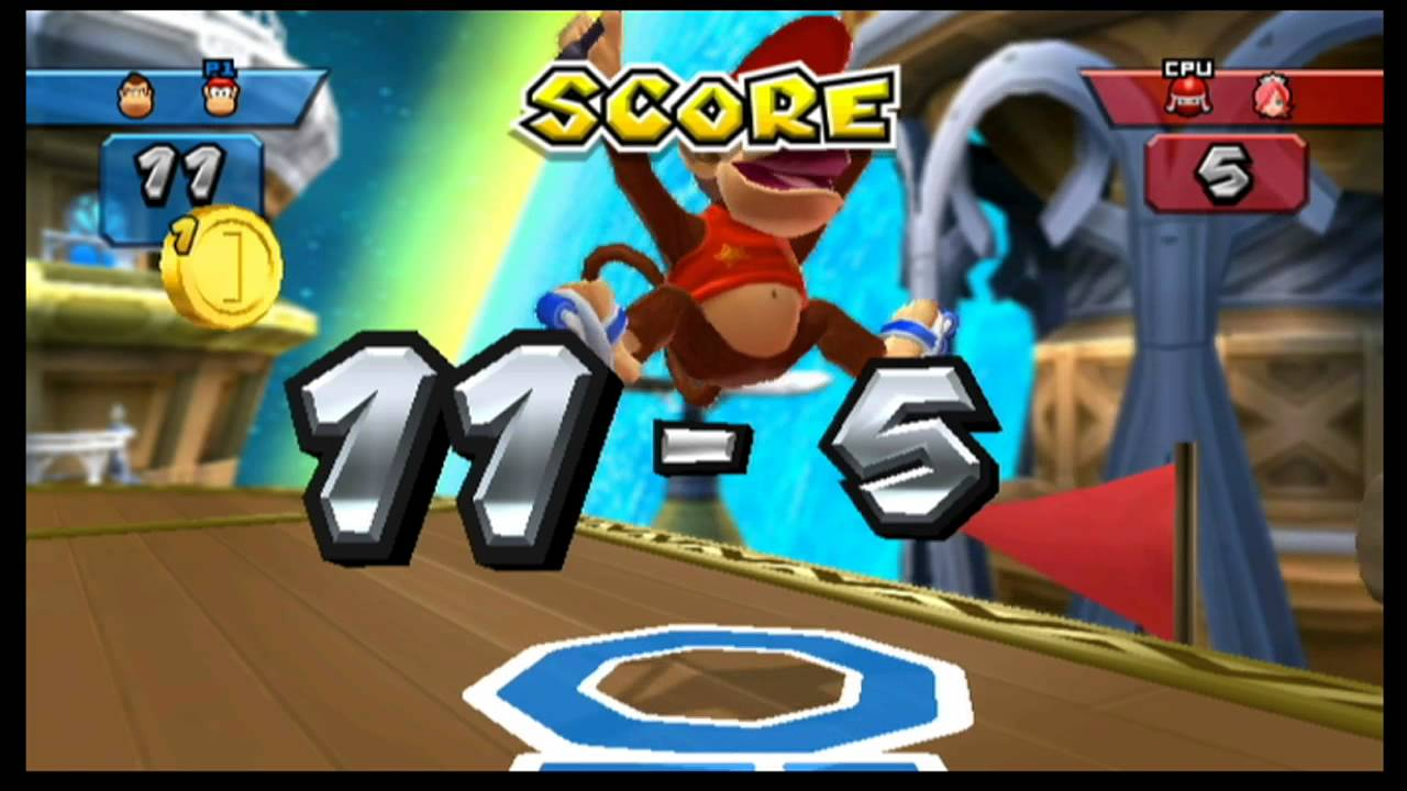 Mario Sports Mix – Hockey – Star Cup Normal Mode