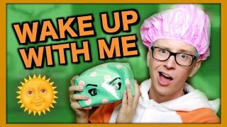 10 Things I Do When I Wake Up | Tyler Oakley