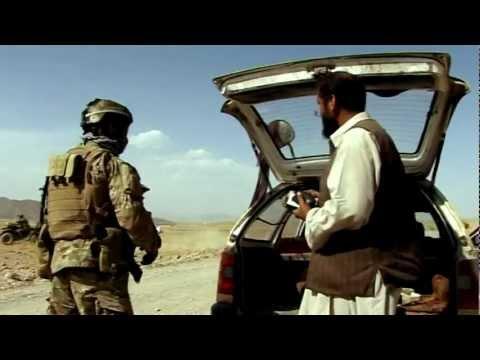 Afghánská mise 2008 - SOG