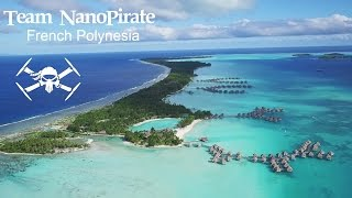 Rangiroa French Polynesia  city photos gallery : French Polynesia Drone [Team NanoPirate]