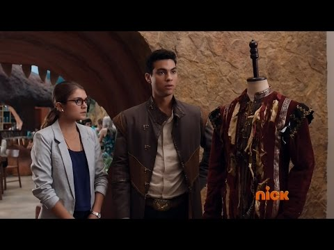 Dino Super Charge - Ivan's Training Dummy   Episode 8 Riches and Rags   Power Rangers Official