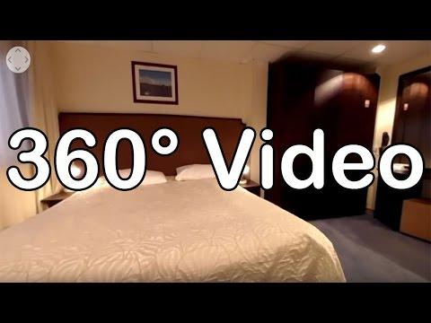 360 Grad Video: Kabine 401, Kat. I - MS Ivan Bunin