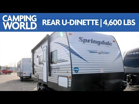 2020 Keystone Springdale 202RD | Travel Trailer - RV Review: Camping World