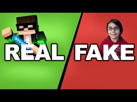 BENİ FAKE SANDILAR !!! | Minecraft: Türkçe Modu BKT