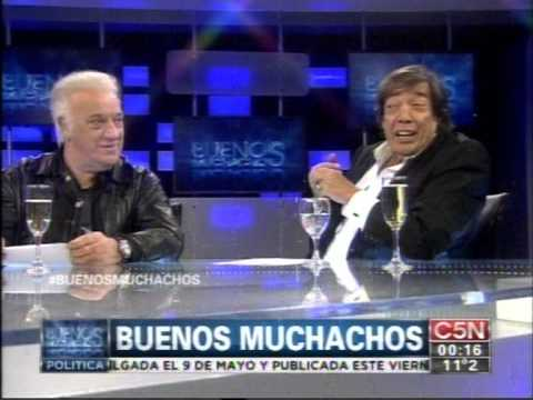 C5N - BUENOS MUCHACHOS: PARTE 6 (18/05/13)
