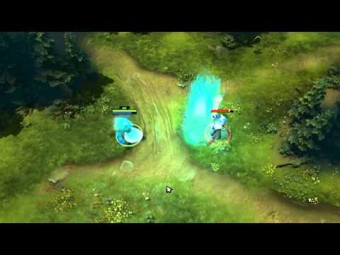 Morphling - Adaptive Strike (Agility).wmv (видео)
