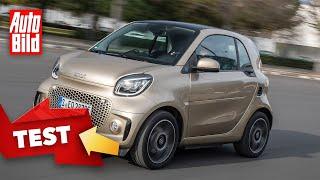 Smart EQ fortwo (2020): Neuvorstellung - Elektro - Kleinwagen - Infos by Auto Bild
