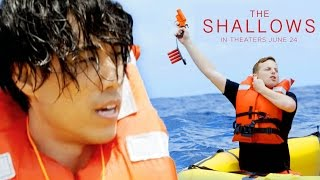 Download Youtube: The Try Guys Try Not To Die At Sea // Sponsored by The Shallows