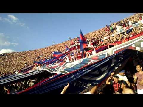 San Lorenzo 1 Boca 2 Recibimiento - La Gloriosa Butteler - San Lorenzo