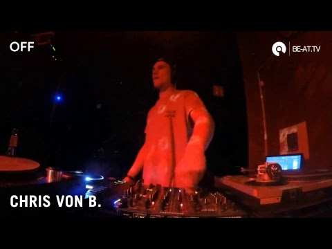 Chris Von B @ OFF Stream Berlin 2019 (BE-AT.TV)
