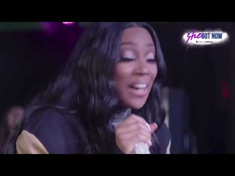 Monica - Essence/Pepsi HBCU Experience (Trenches & So Gone) Performance