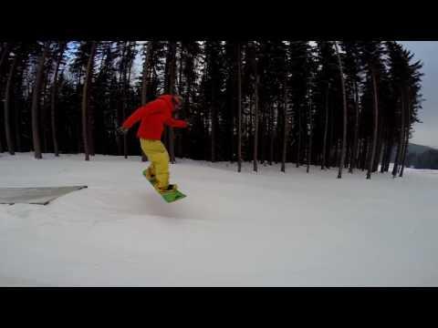 Myšák skicross 2016