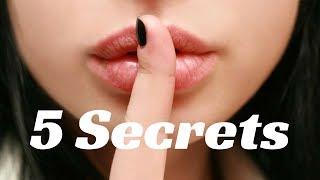 Video 5 Secrets Women Don't Want Men To Know MP3, 3GP, MP4, WEBM, AVI, FLV Agustus 2018
