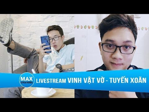 Livestream giao lưu cùng Vinh Vật Vờ- chém gió công nghệ, đào sâu iphone Lock