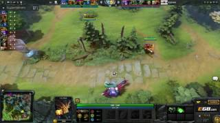 Invictus Gaming vs EHOME, Game 2, The Summit 6 Qualifiers, China