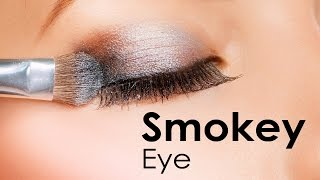 TAMIL: How to Do the Perfect Smokey Eye - Tutorial