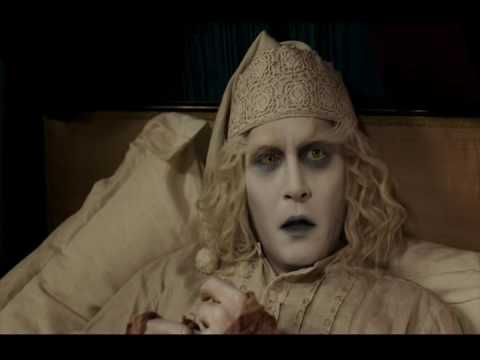 Alice Through the Looking Glass (2016) - Mad Hatter wakes up