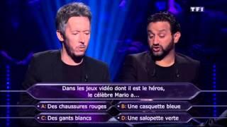 Video Qui veut gagner des millions du 25 juillet Cyril Hanouna et Jean Luc Lemoine MP3, 3GP, MP4, WEBM, AVI, FLV Mei 2017