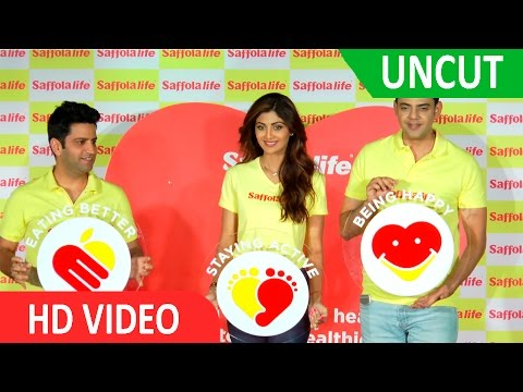 UNCUT | SAFFOLALIFE | HOST PC | WORLD | HEALTHY HEART | SHILPA SHETTY