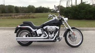 6. Used 2005 Harley Davidson Softail For sale in Tampa Fl