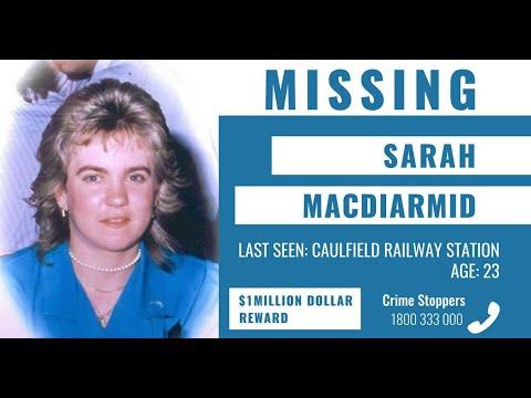 The Unsolved Case Of Sarah MacDiarmid   Australian True Crime Case