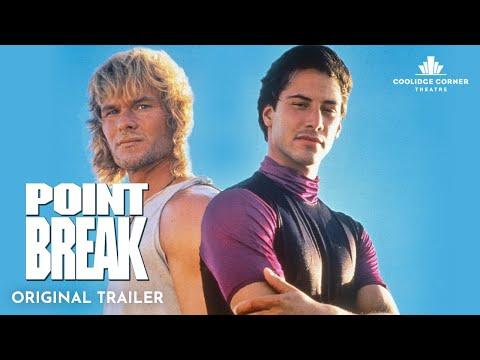 Point Break | Original Trailer [HD] | Coolidge Corner Theatre