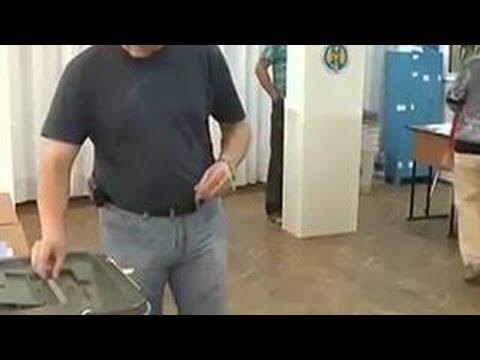 В Молдавии проходит второй тур местных выборов