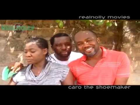 Behind The Scene Of  'Caro The Shoe Maker' : Mercy Johnson, Ken Erics