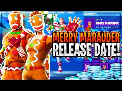 MERRY MARAUDER OFFICIAL RELEASE DATE *CONFIRMED* (