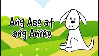 Ang Aso at ang Anino I do not own the background music being used. Thanks to Hikari Chan for the wonderful dubbing.