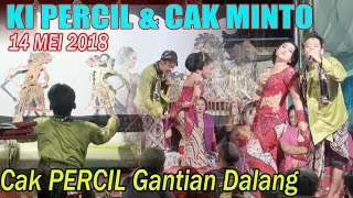 Video Ki Percil VS Cak Minto Terbaru 14 Mei 2018 MP3, 3GP, MP4, WEBM, AVI, FLV Juni 2018