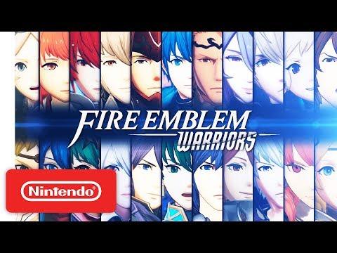 Fire Emblem Warriors Launch Trailer - Nintendo Switch