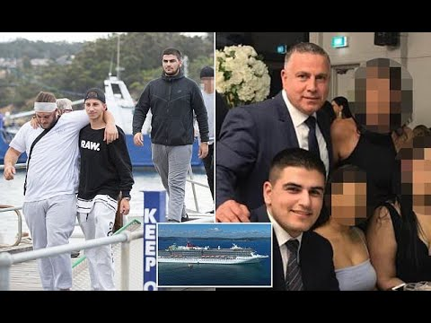 Cruise from hell passengers blame 'large Italian family'