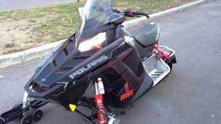 9. 2010 Polaris Rush Pro-R 600