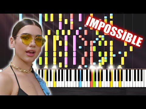 видео игры на фортепиано - New Rules