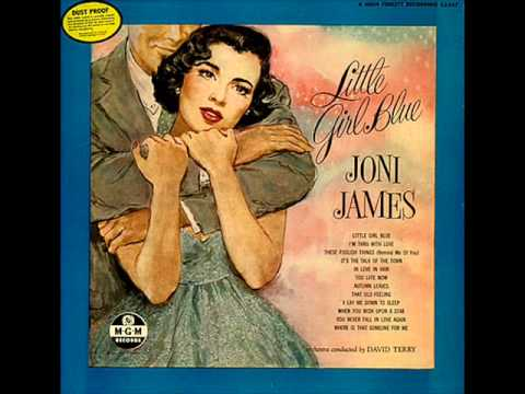 Tekst piosenki Joni James - A Foggy Day po polsku